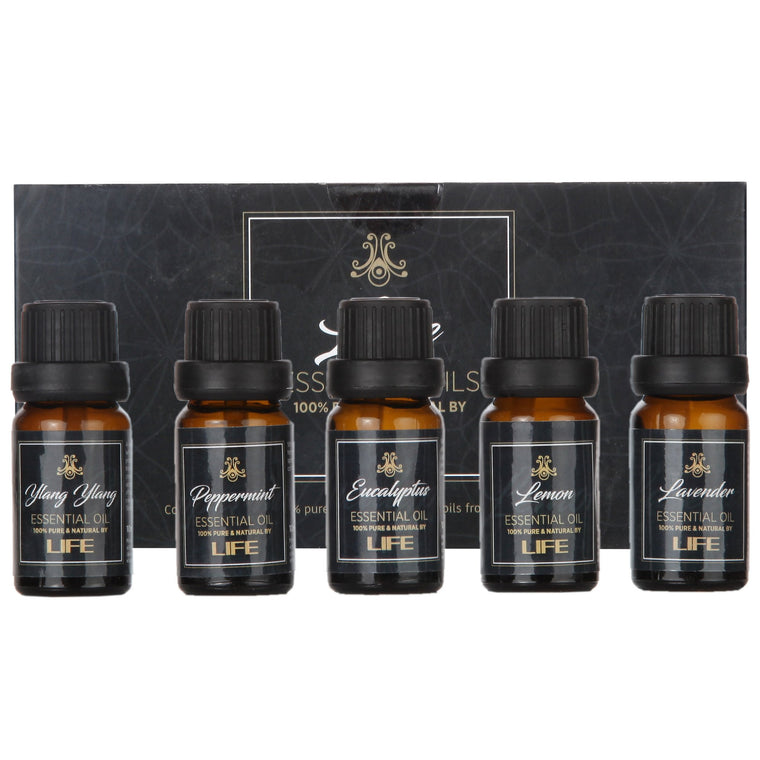 Essential Oils - 'Love' by LIFE Home - 5 Pack