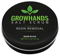 Growhands resin remover made in Colorado