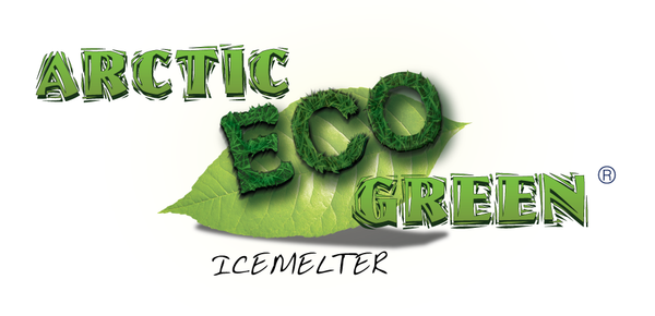 Arctic ECO Green Child and Pet Safe Eco Friendly All Natural Ice Melts - FULL PALLETS