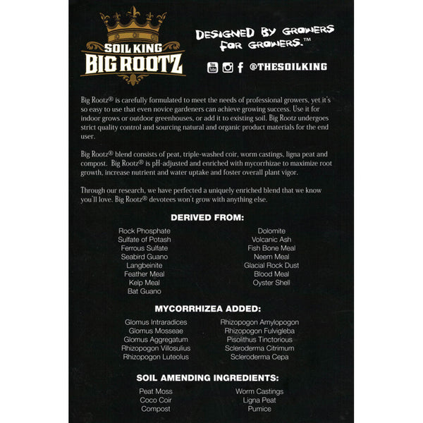 the soil king big rootz sales sheet rocky mountain bio ag