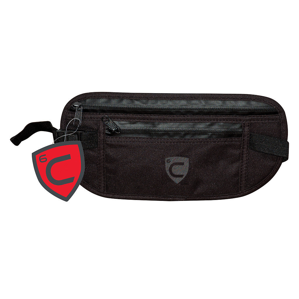 CARBIDE Travel Belt Stash Bag Odor Control Carrying Case - Rocky Mountain Bio-Ag