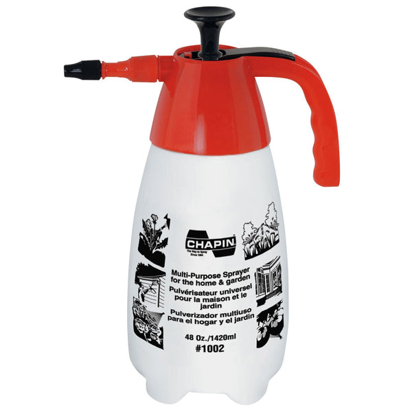 chapin 1002 48 ounce multi-purpose compression sprayer - rocky mountain bioag