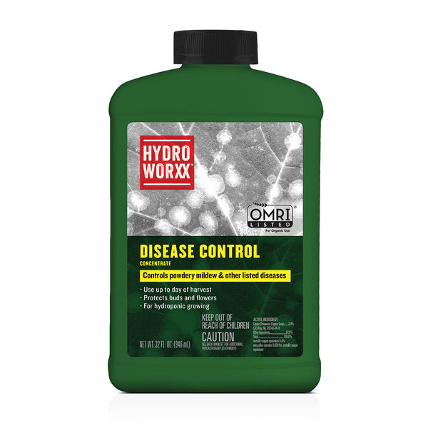 disease control hydroworxx concentrate 32 ounce rocky mountain bioag organic omri approved epa registered