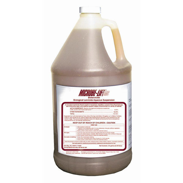 Microbe-Lift Biological Mosquito Control BMC 1 Gallon - 128 Ounce - Rocky Mountain Bio-Ag