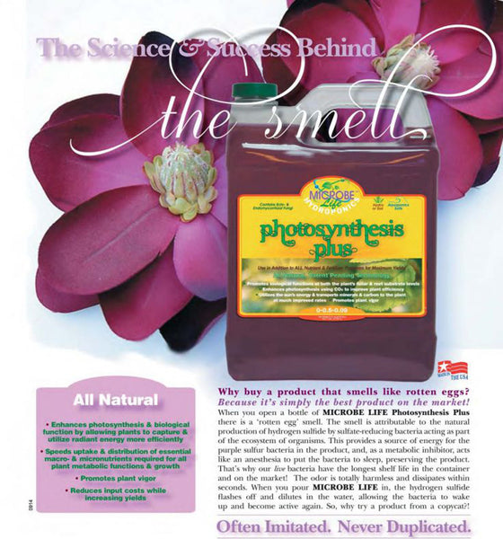 The Science and Success Behind the Smell -Rocky Mountain Bio-Ag