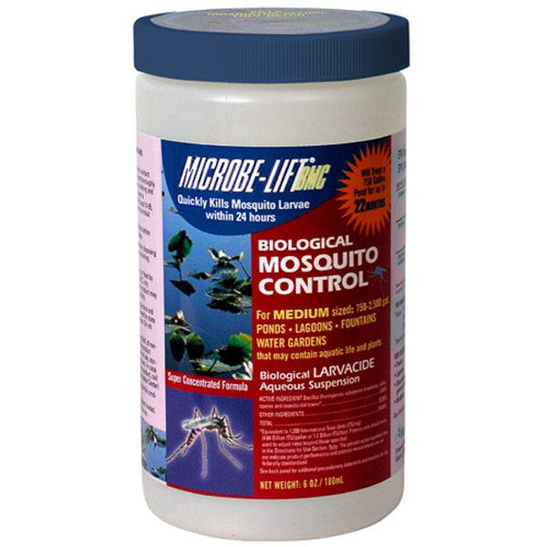 Microbe-Lift Biological Mosquito Control BMC 6 Ounce - Rocky Mountain Bio-Ag