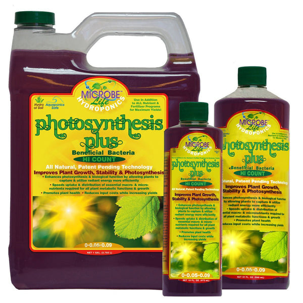 Microbe Life Hydroponics Photosynthesis Plus Microbial Inoculant - Rocky Mountain Bio-Ag