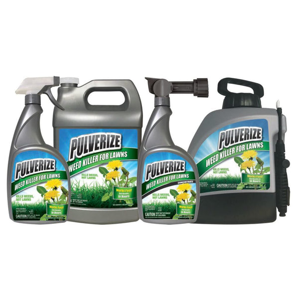 pulverize selective weed killer for turf and lawns family photo rocky mountain bioag