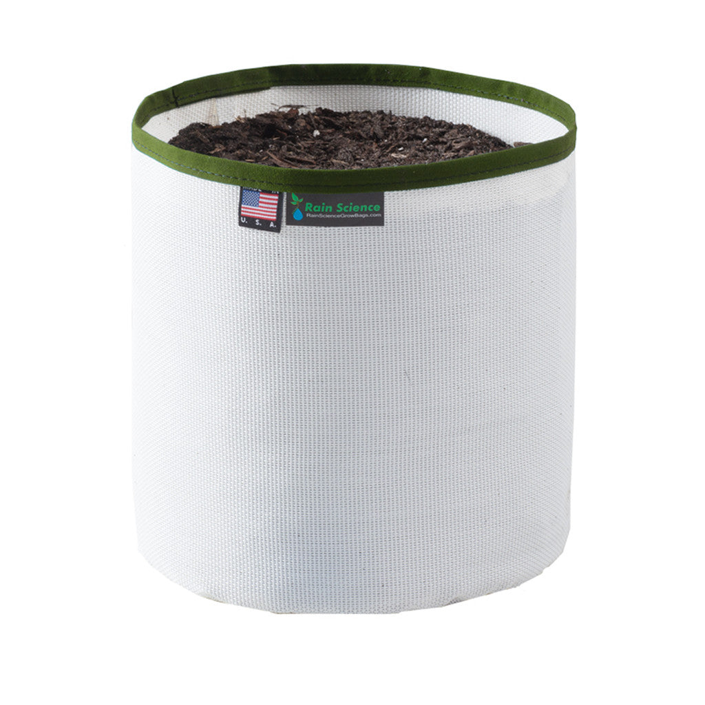 rocky mountian bioag rain science grow bags 3 gallon