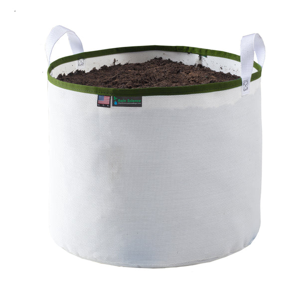rocky mountian bioag rain science grow bags 5 gallon