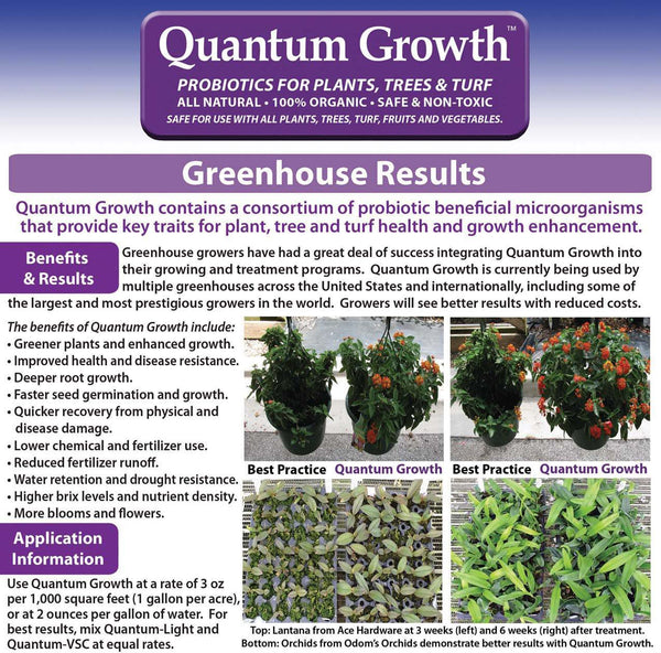 Quantum Growth Greenhouse - Rocky Mountain Bio-Ag