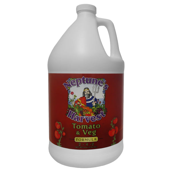Neptune's Harvest Tomato and Veg Formula Fertilizer