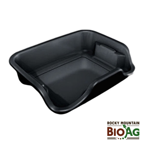 trim bin bottom catch  tray rocky mountain bioag