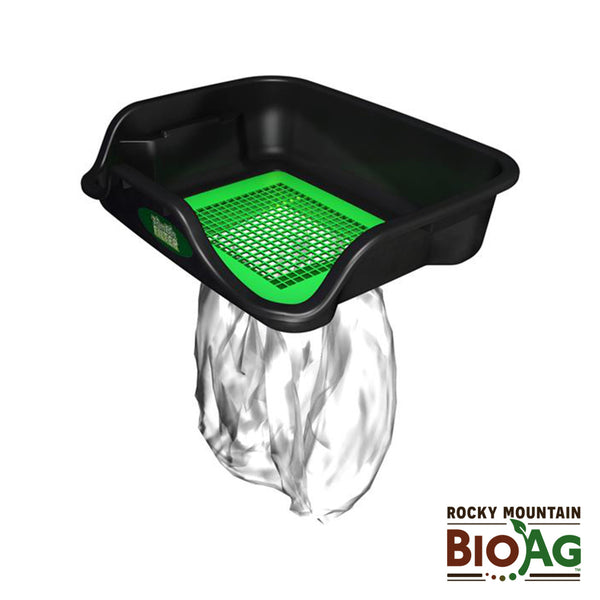 trim bin filter with bag rocky mountain bioag