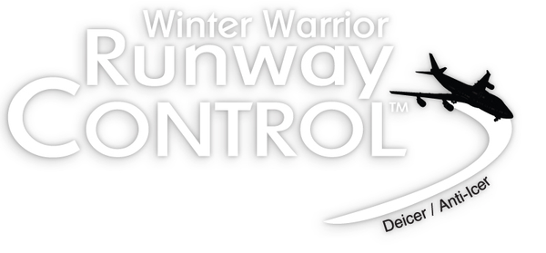 Winter Warrior Runway Control Federally Approved Ice Melt - FULL PALLETS - TRUCKLOADS
