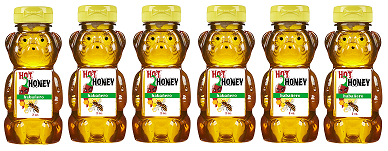 Hot Honey - Habanero (2 oz) [Pack of Six]