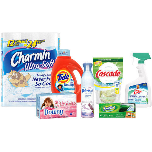 Cleaning & Supplies