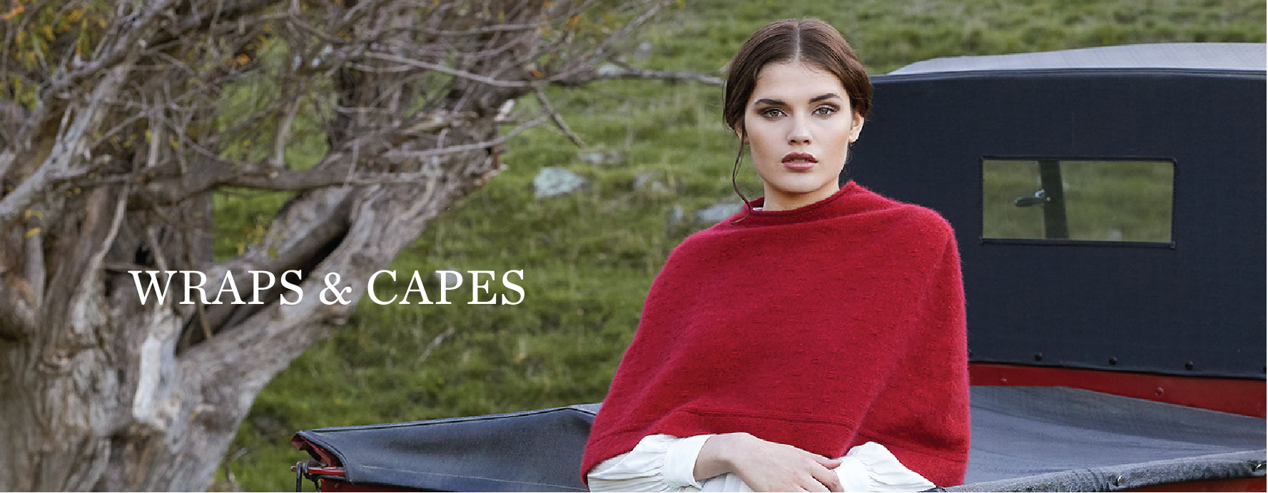 McDonald Womens Wraps and Capes