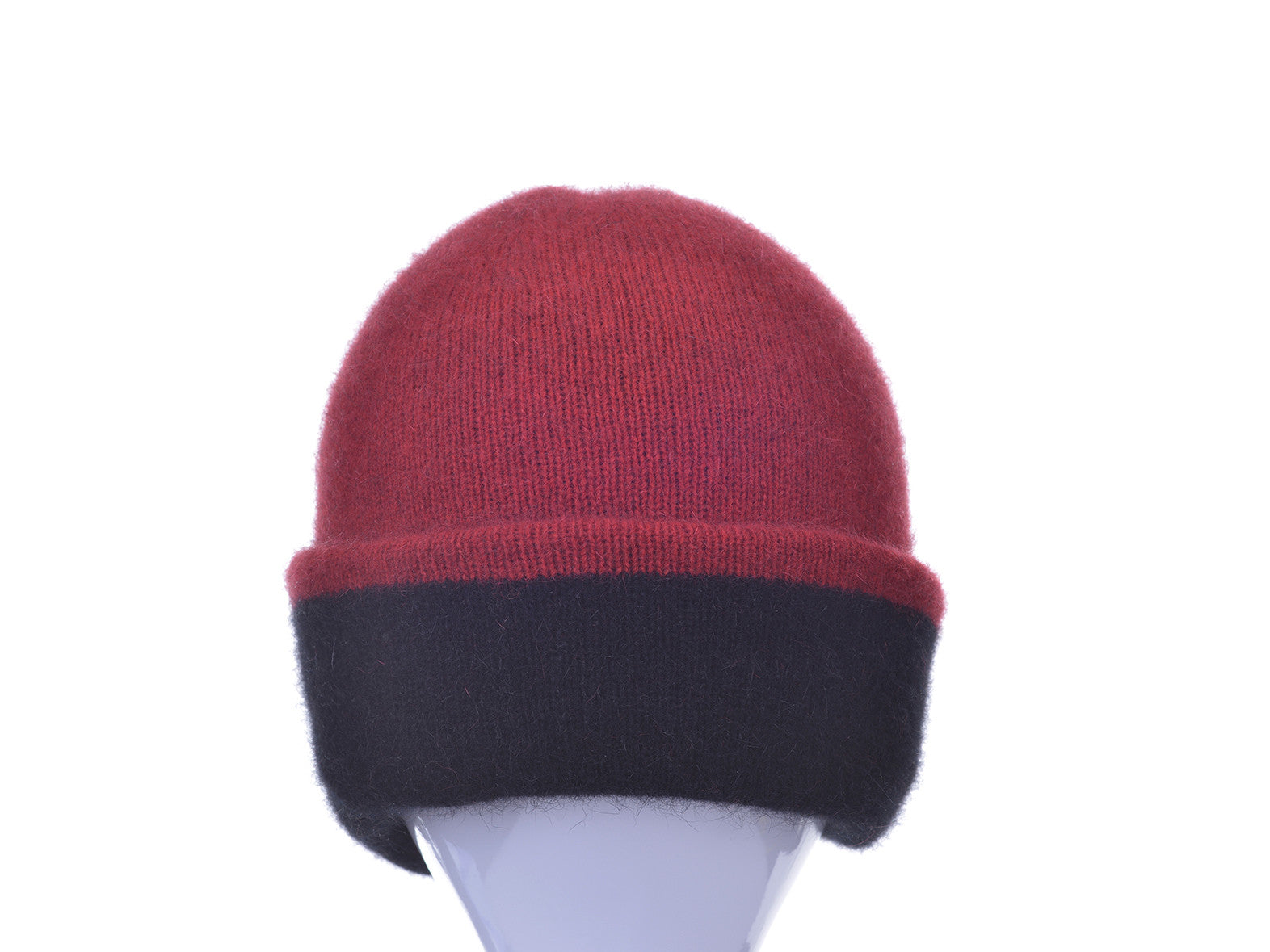 Possum Merino Two Toned Reversible Beanie