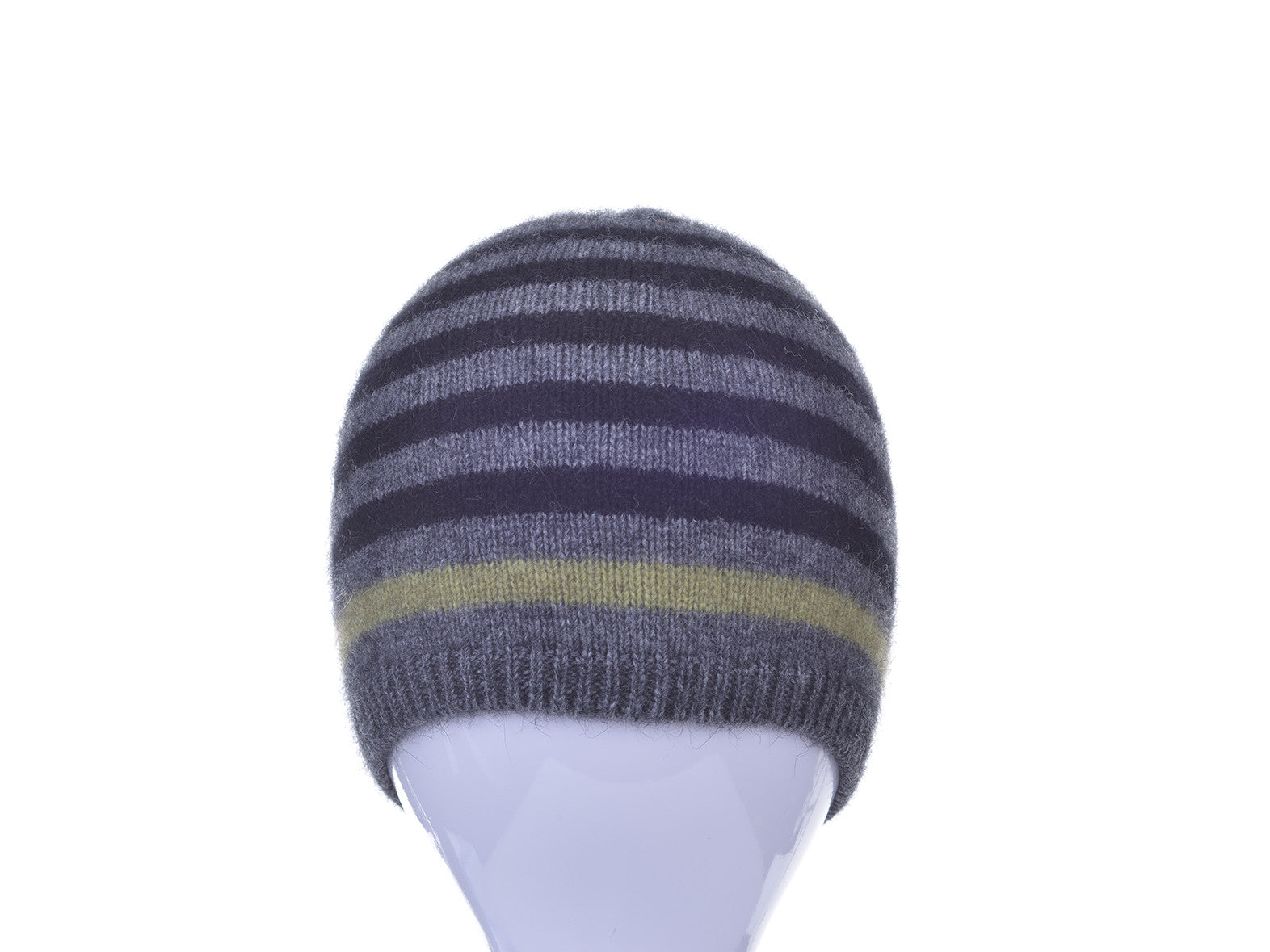 Possum Merino Stripe Hat