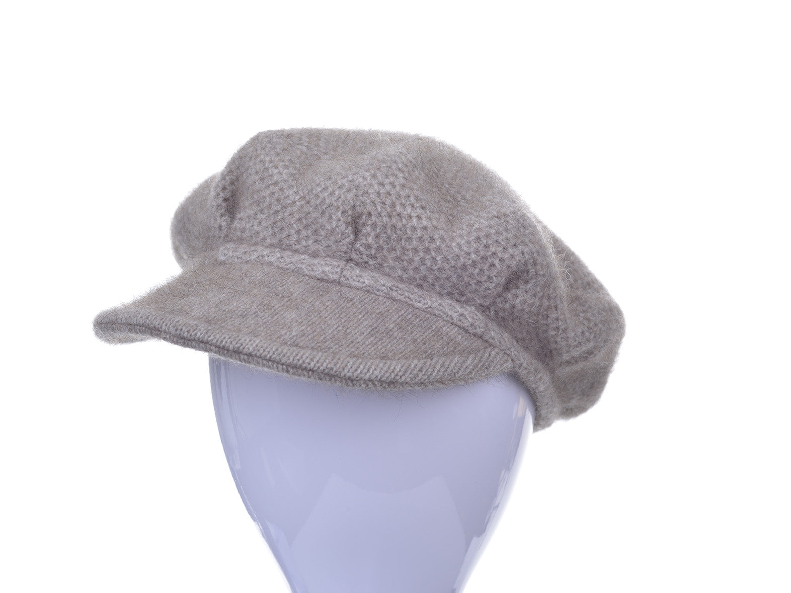 Possum Merino Soft Peak Hat