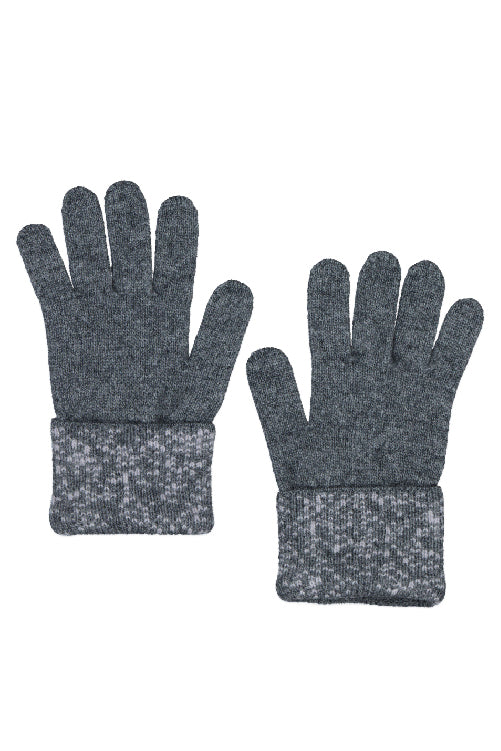Possum Merino Speckled Gloves