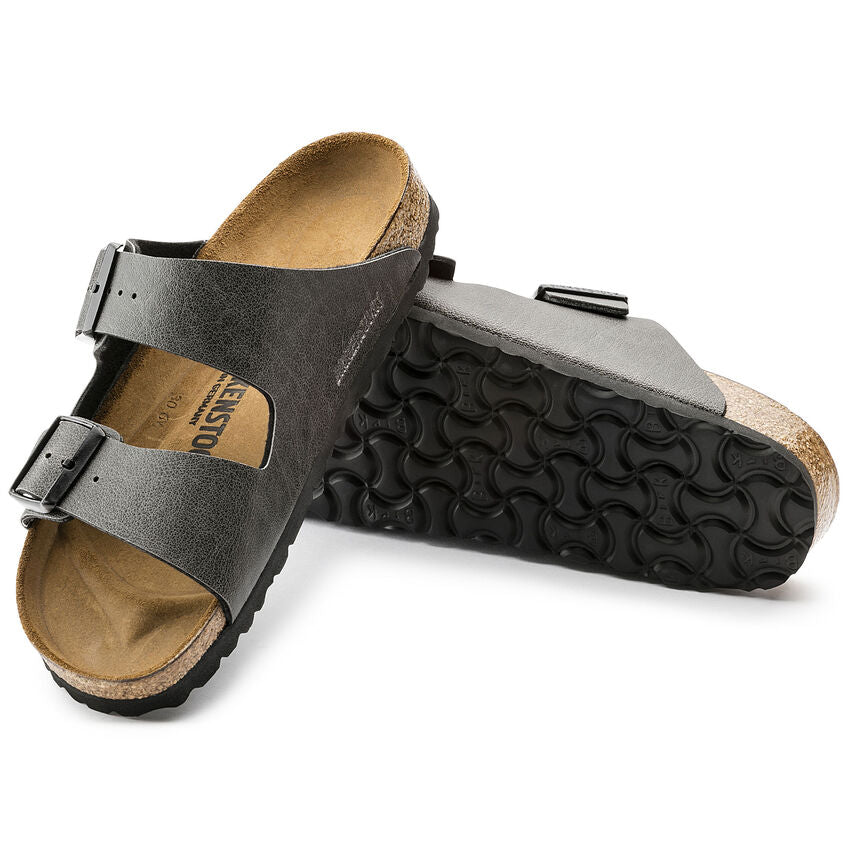 Arizona Classic Footbed : Anthracite