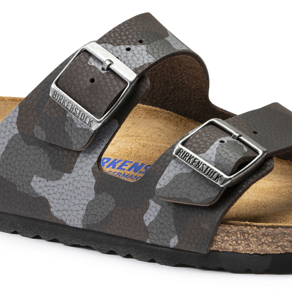 Arizona Soft Footbed : Camo Brown