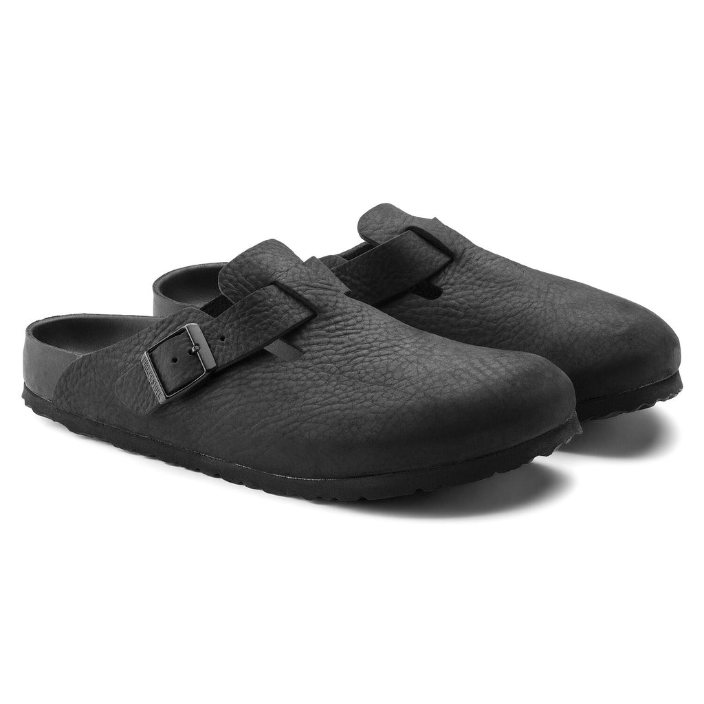 Boston Classic Footbed : Exquisite Black