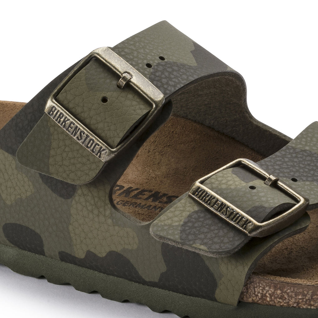 Arizona Classic Footbed : Desert Soil Camouflage Green
