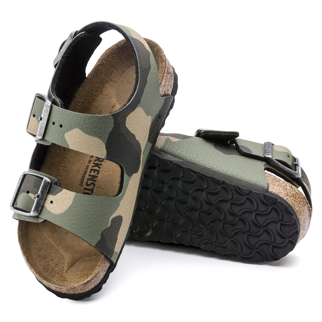 Kids Milano : Camo Green