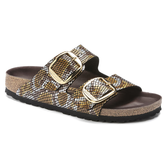 Arizona Classic Footbed : Python Brown