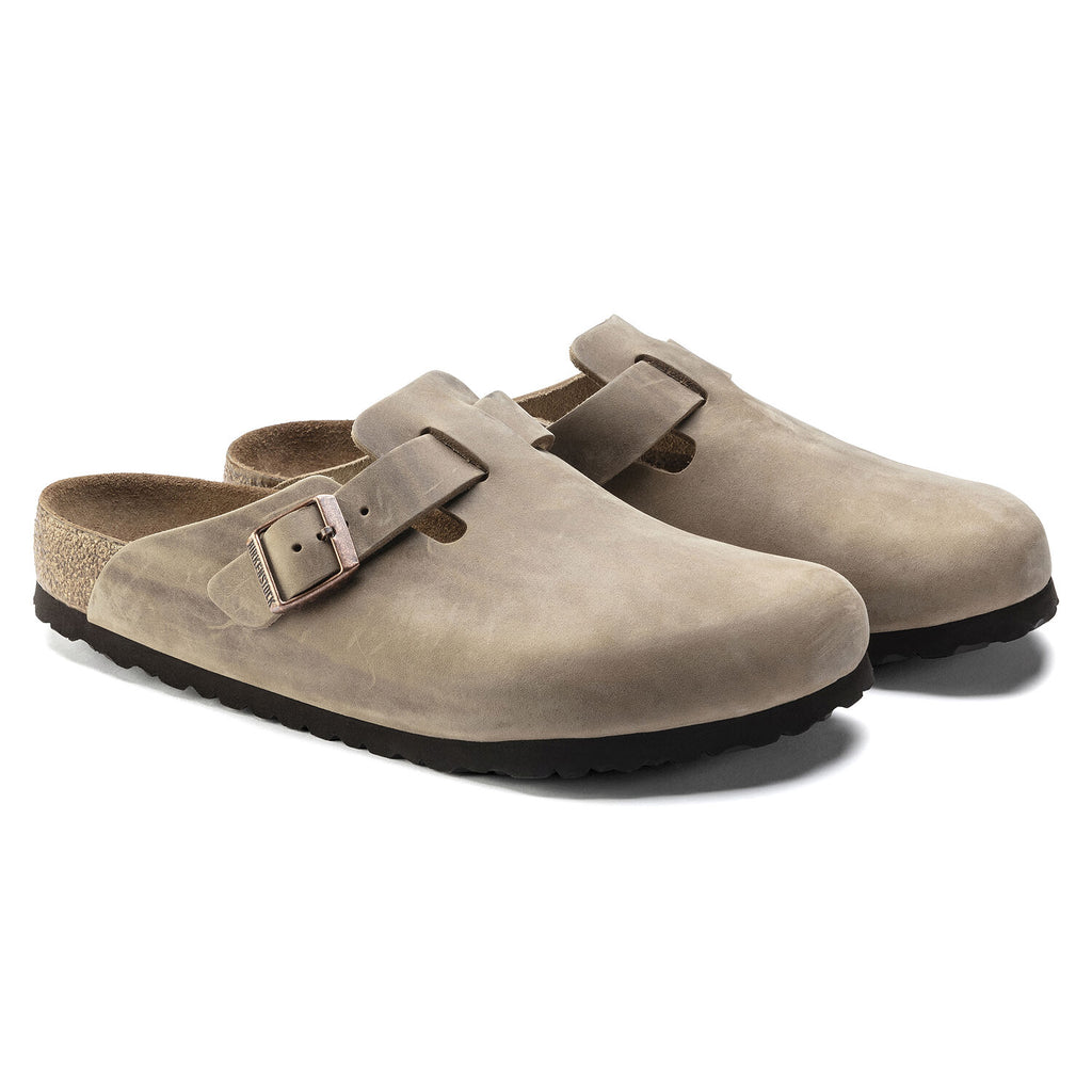 Boston Soft Footbed : Tobacco