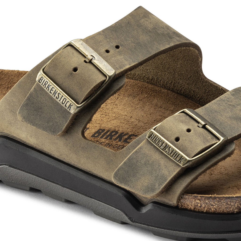 Arizona Rugged : Khaki Oiled