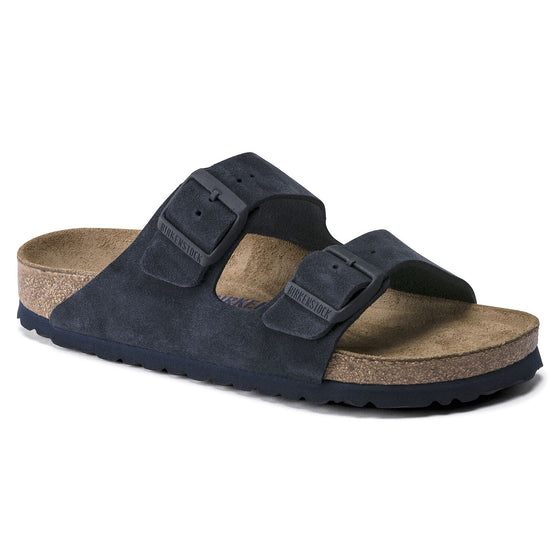 Arizona Soft Footbed : Night Blue