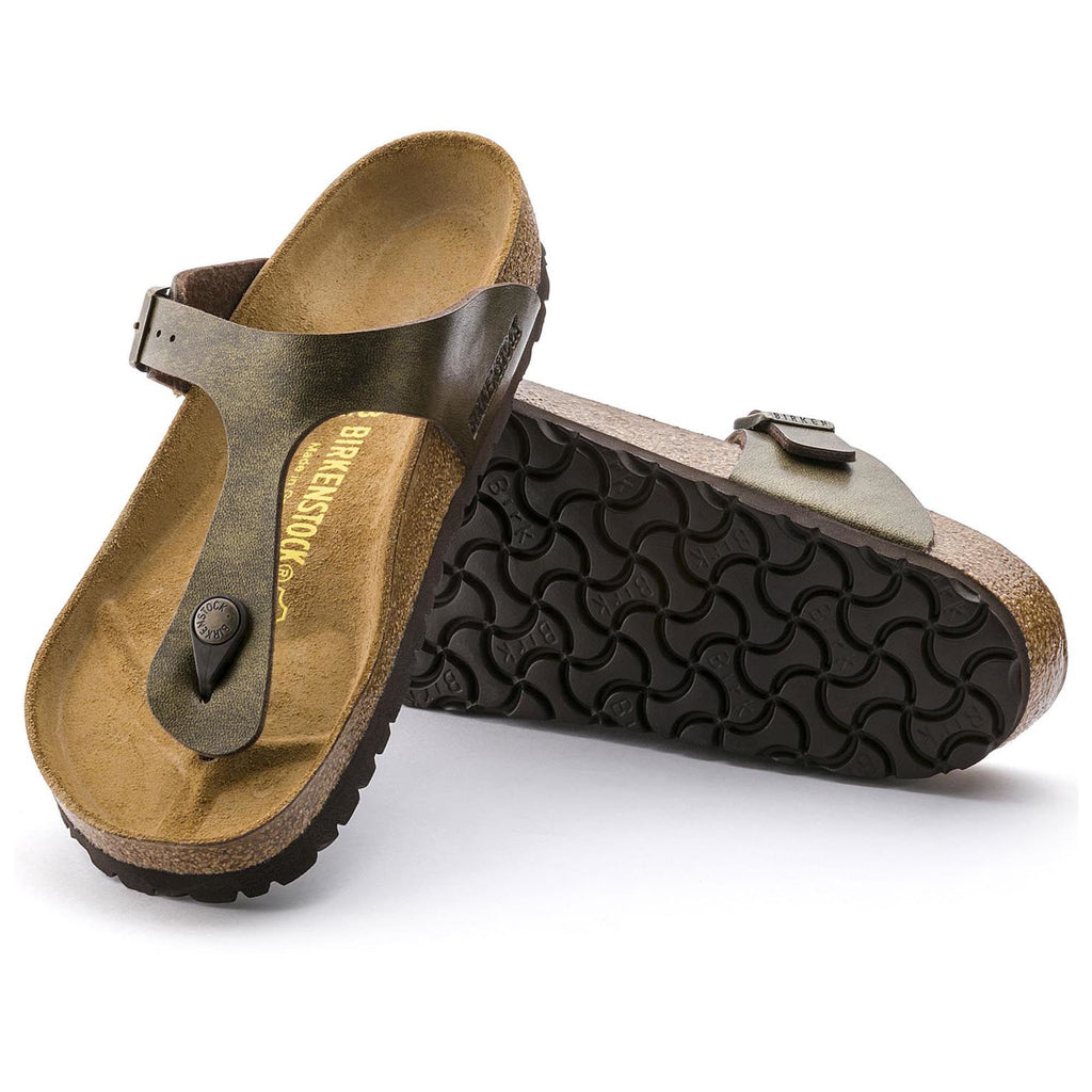 Gizeh Classic Footbed : Golden Brown