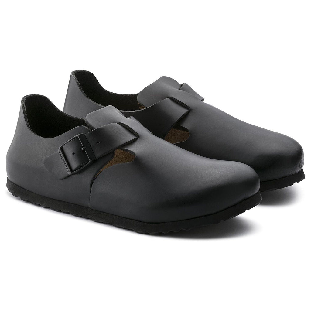 London Soft Footbed : Black