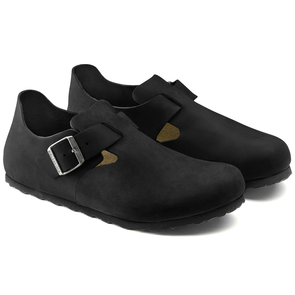 London Classic Footbed : Black