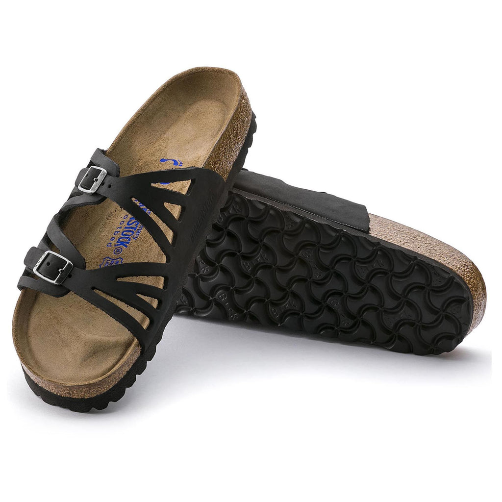 Granada Soft Footbed : Black