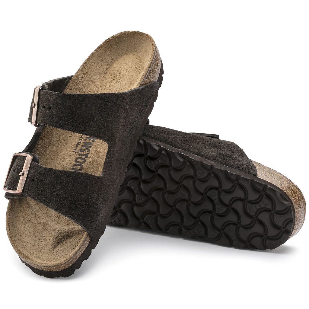 Arizona Classic Footbed : Mocha Suede