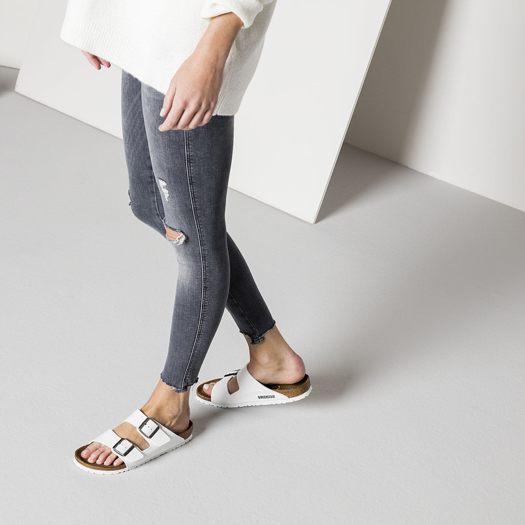 Arizona Classic Footbed : White