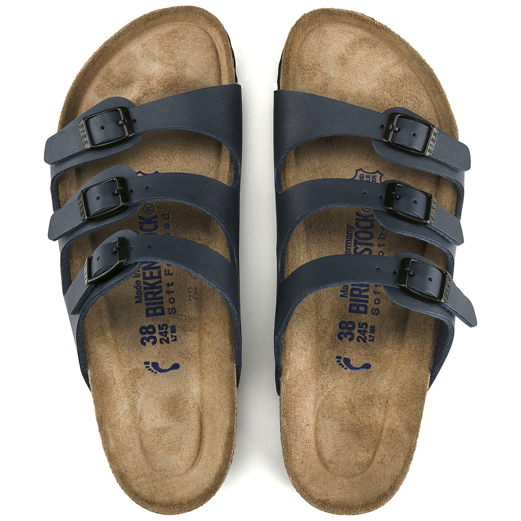 Florida Soft Footbed : Navy