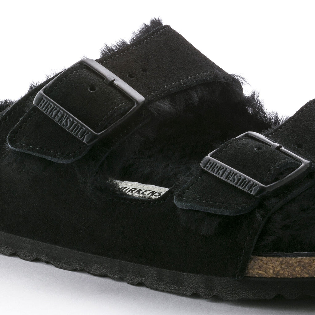 Arizona Shearling : Black