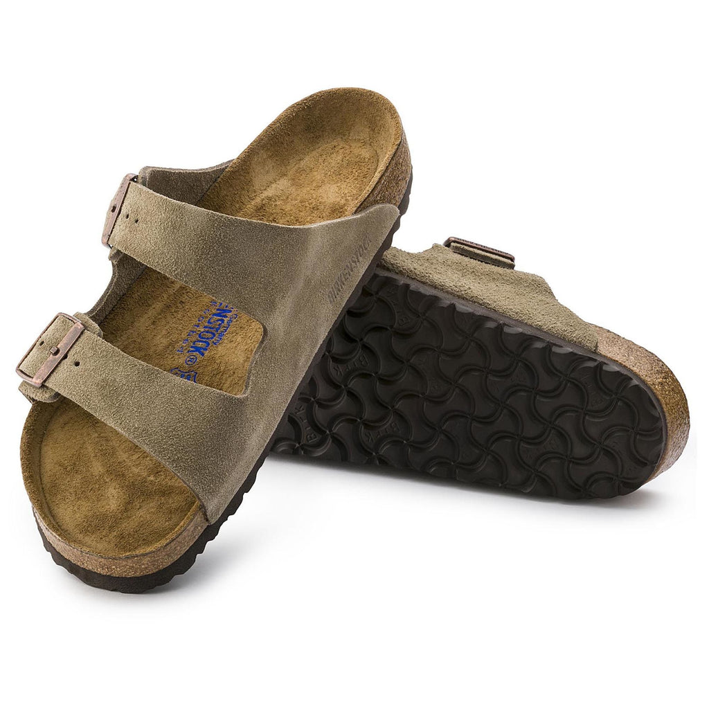 Arizona Soft Footbed : Taupe