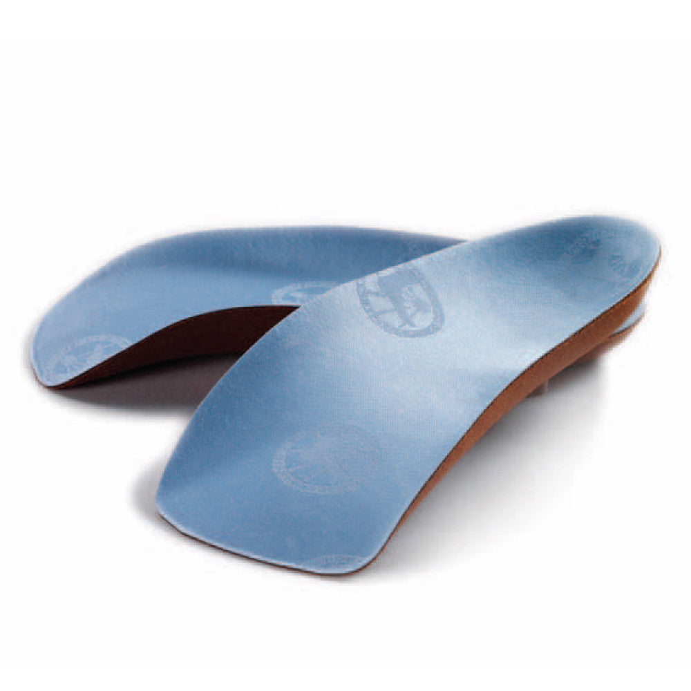 Blue Footbed : for Heels