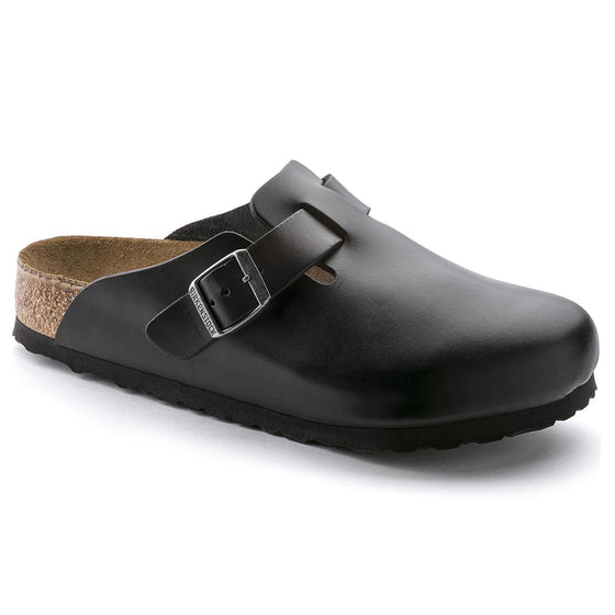Boston Soft Footbed : Amalfi Black