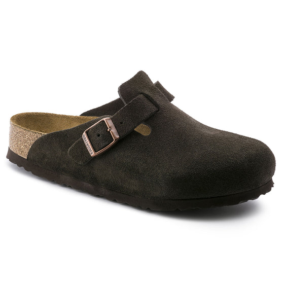 Boston Soft Footbed : Mocha Brown