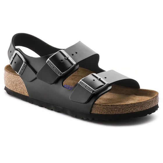 Milano Soft Footbed : Amalfi Black