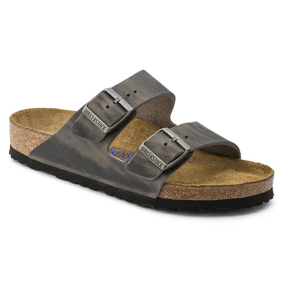 Arizona Soft Footbed : Iron Gray