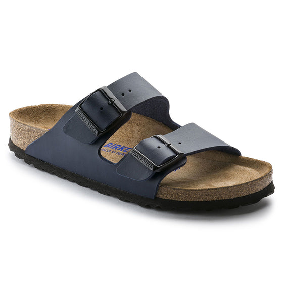 Arizona Soft Footbed : Blue Synthetic